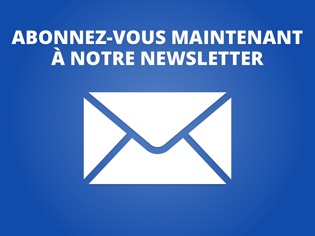 Abonnez-vous à la newsletter du Centre Brügg et soyez toujours au courant des nouveautés et des événements.