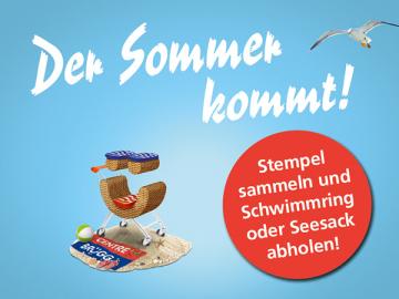 Der Sommer kommt!