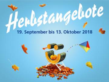 Herbstangebote im Centre Brügg!