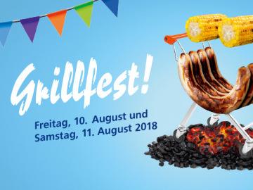Grillfest im Centre Brügg!