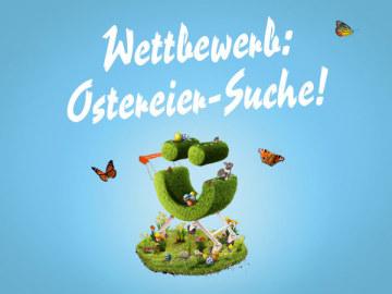 Wettbewerb: Ostereier-Suche im Centre Brügg!