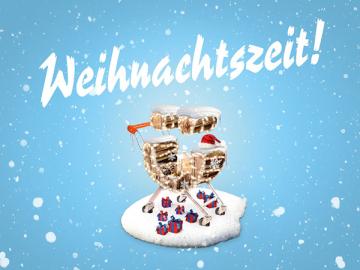 Weihnachtszeit im Centre Brügg