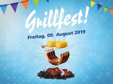 Grillfest im Centre Brügg: Freitagsprogramm